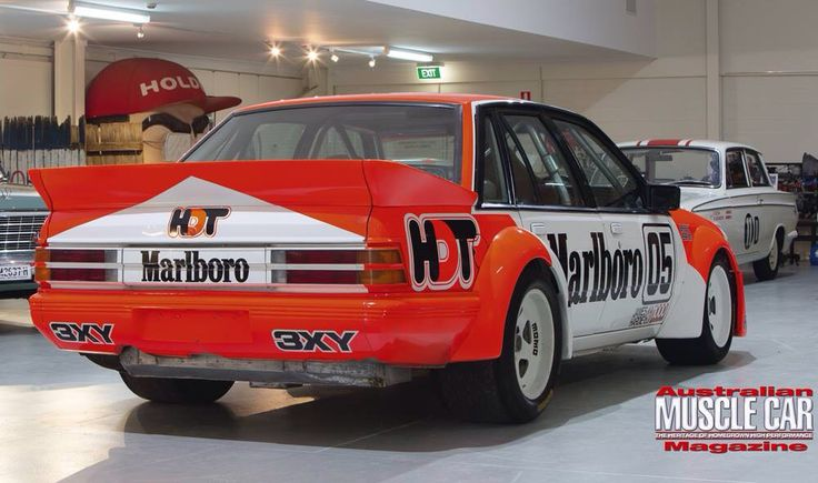 Group C Holden Commodore