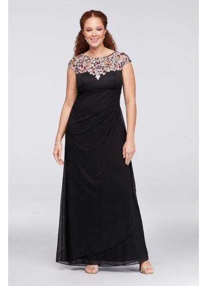 abe1f19dbf70 Macys Plus Size Womens Formal Dress  #PatternsForPlusSizeMotherOfTheBrideDresses