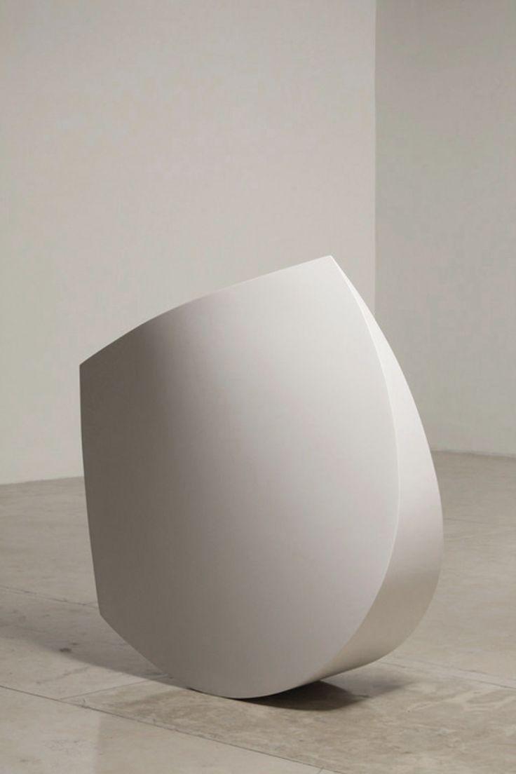 "Jose Gabriel Fernandez | Chicuelina, 2007. Fiberglass, resin and polyurethane 51 x 5 x 18"""