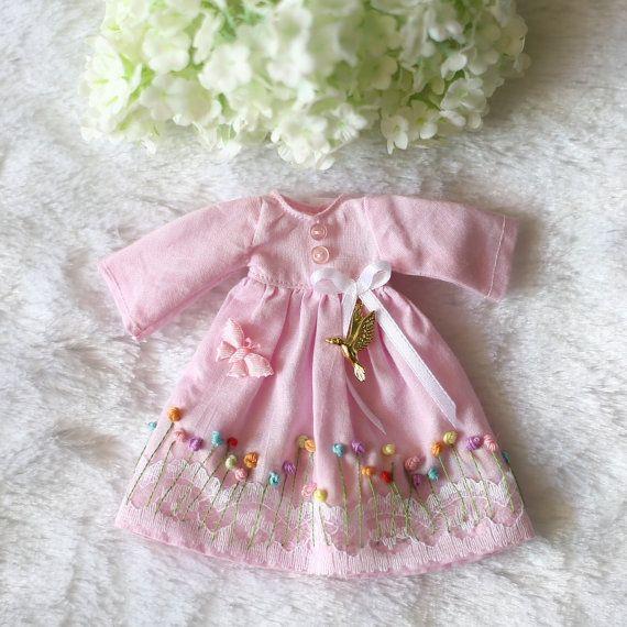 Jacket set // Doll clothes for Neo Blythe,Pullip,Licca