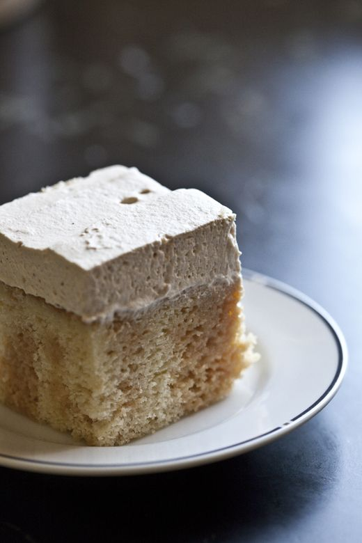 coffee caramel tres leches.