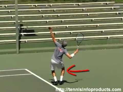 Tennis Serve - The 5 Secrets Of The Power Tennis Serve - http://sports.onwired.biz/tennis/tennis-serve-the-5-secrets-of-the-power-tennis-serve/