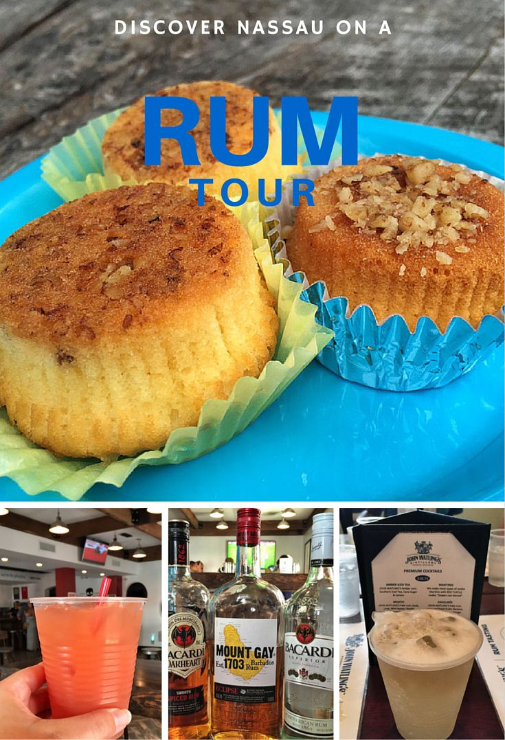 Lotta fun Rum Tour.                   Discover Nassau  #ItsBetterInTheBahamas