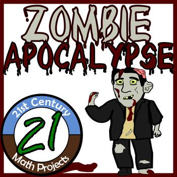 """It's inevitable. One day Zombies will take over Earth. If you are not preparing your students, you are being irresponsible. If you want to turn your """"dead"""" exponential and logarithm unit into an """"undead"""" one, this might work for you.   Turn your Algebra 2 or Pre-Calculus into a forum for United Nations research and development. Specifically focusing on exponential and logarithmic functions, students will be given the notes of a renown scientist who herself has become a zombie. They must make…"""