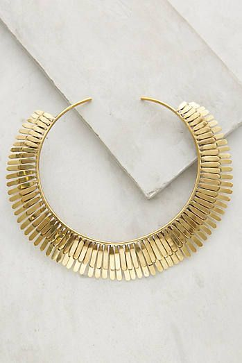 New jewelry arrivals - #anthroregistry Iluminada Collar Necklace