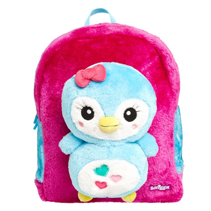 Image for Fluffy Character Backpack from Smiggle UK