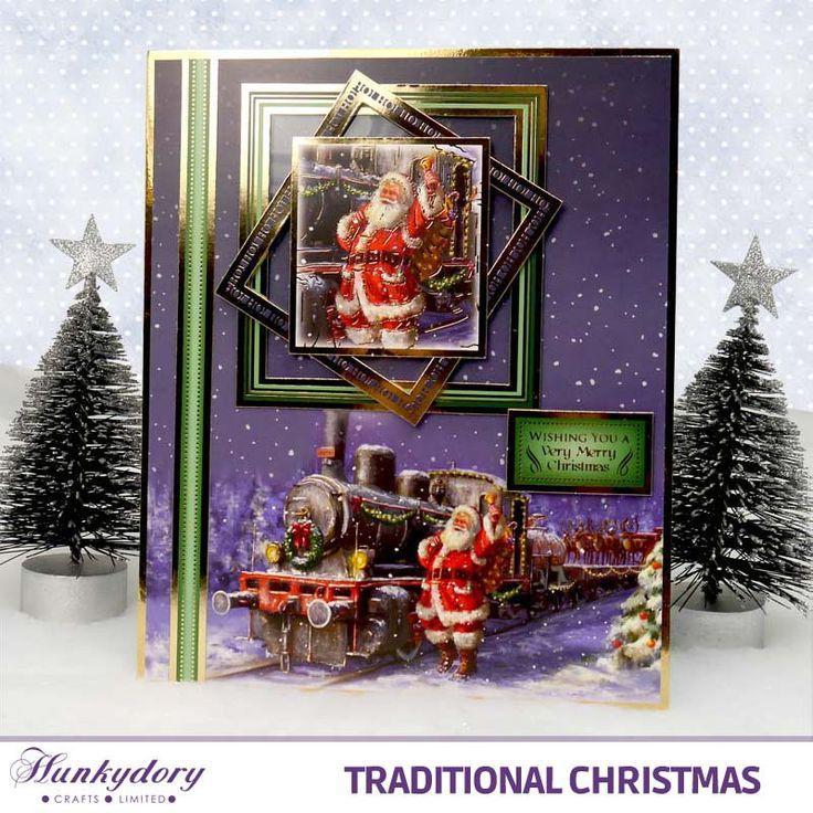 Christmas Craftaganza - Hunkydory   Hunkydory Crafts
