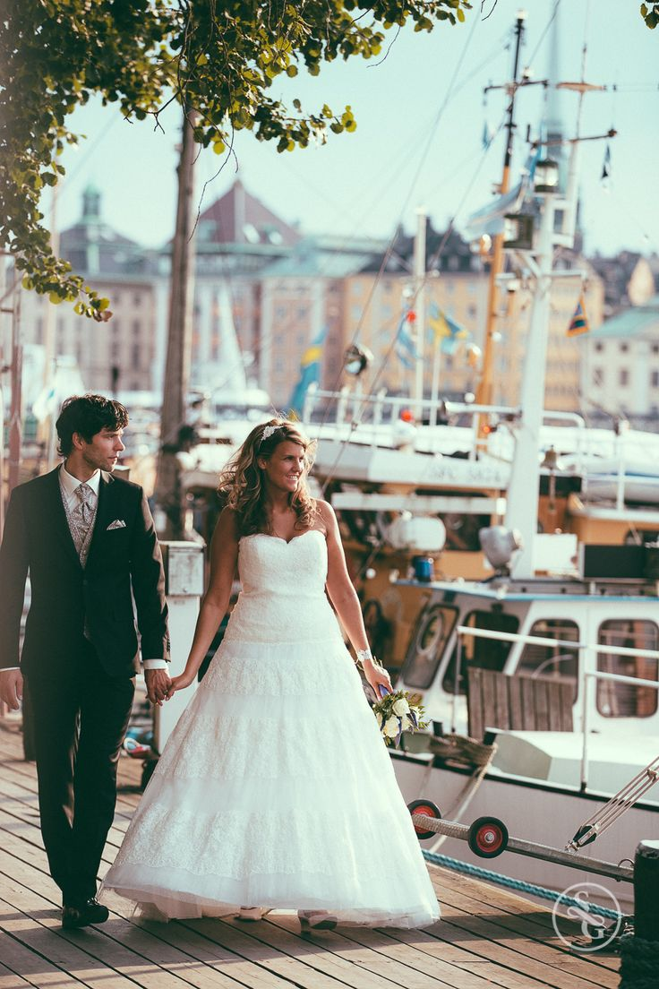 Destination Wedding - Stockholm, Sweden | #simongorges #brideandgroom #bride #groom #destinationwedding #Stockholm #sweden #amazing #love