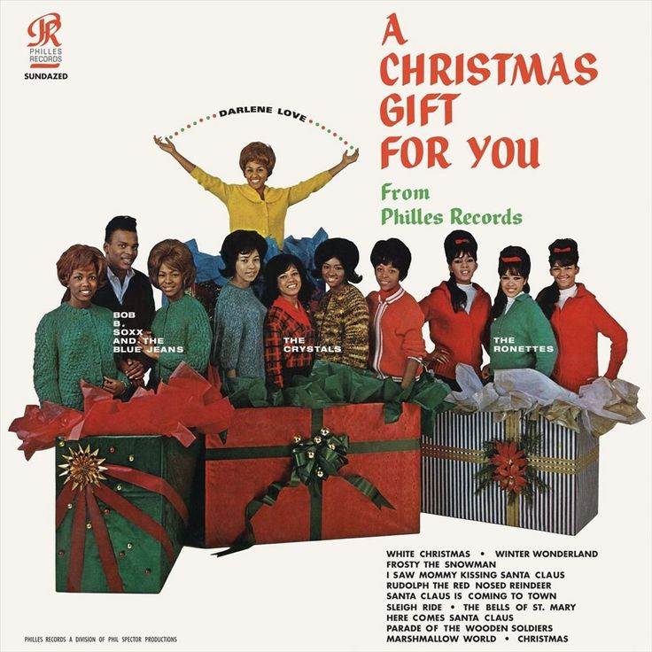 Phil Spector - Christmas Gift for You from Phil Spector (LP) (Vinyl)