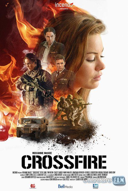 Crossfire - Fuoco incrociato Streaming/Download (2016) HD/ITA Gratis | Guardarefilm: http://www.guardarefilm.eu/streaming-film/11152-crossfire-fuoco-incrociato-2016.html