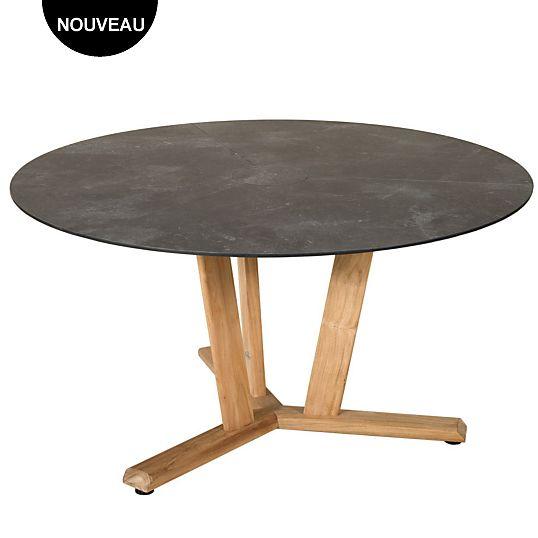 Les 64 meilleures images propos de la camif sur pinterest chaises bascule mojito et barbecue - Table camif ...