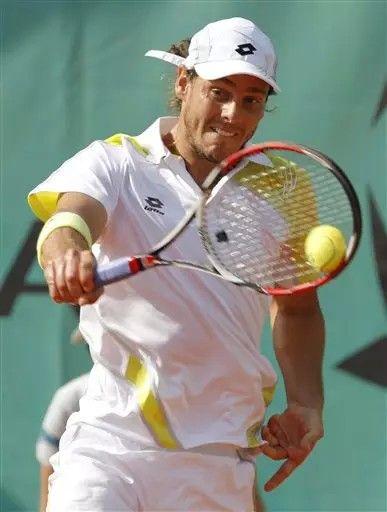 Gaston Gaudio - winner 2004