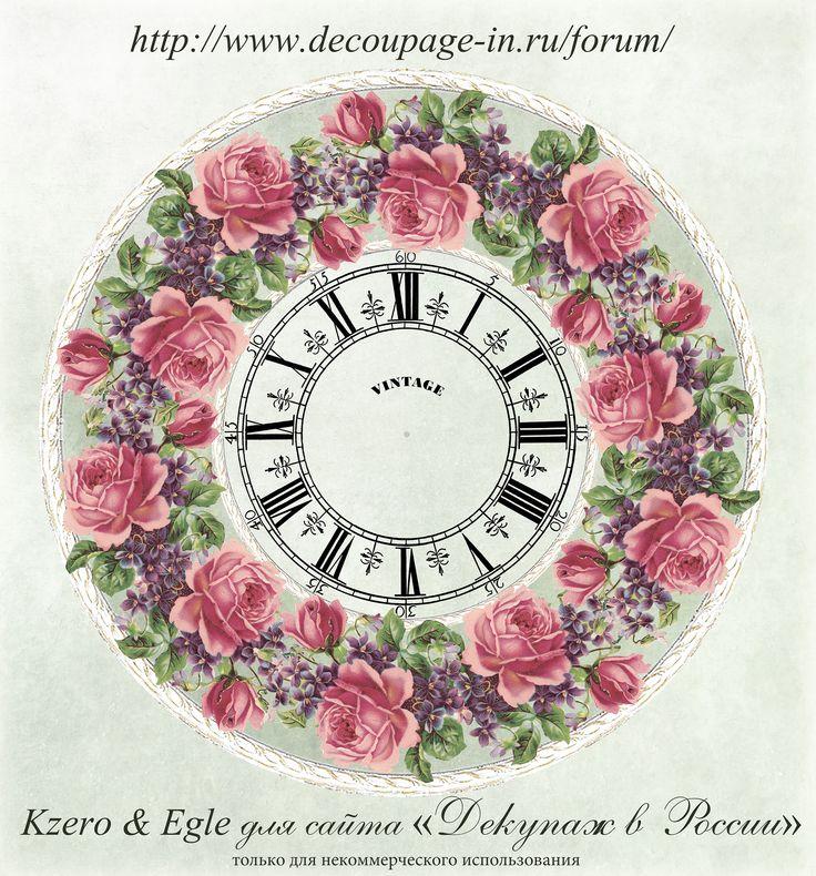 face clocks