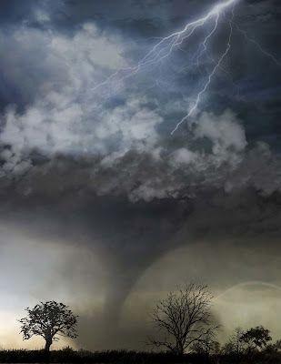 Lightning & Tornado Storm