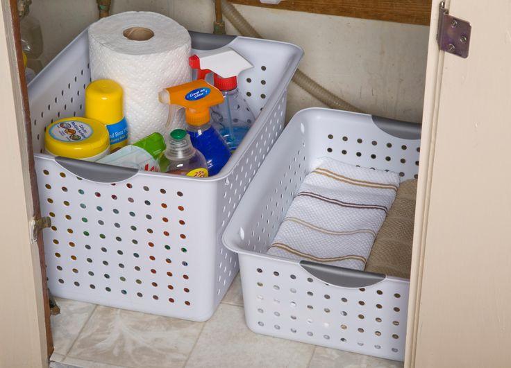 sterilite deep white closet drawer 2