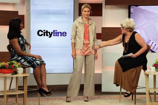 Look #5: Modern Primitive clay canyon tunic, $79 Modern Primitive sand metallic Delaware print pant, $119 Modern Primitive sand metallic Cayuga hooded jacket, $179 http://www.cityline.ca/…/cityline-lookbook-hot-spring-look…/ #Cityline #FashionFriday #SPANNER #Canadian #Fashion #LynnSpence #TracyMoore