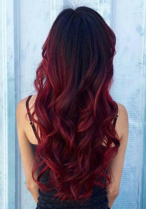 (In head) I dye my hair red a lot so ha ha end my suffering