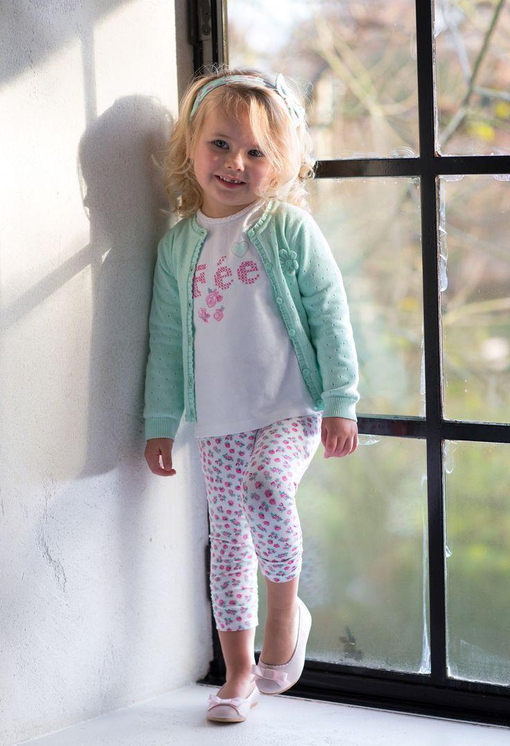 Spring 2015 #NewCollection #GrainDeBlé #littlegirl #flower  http://it.zgeneration.com/it/