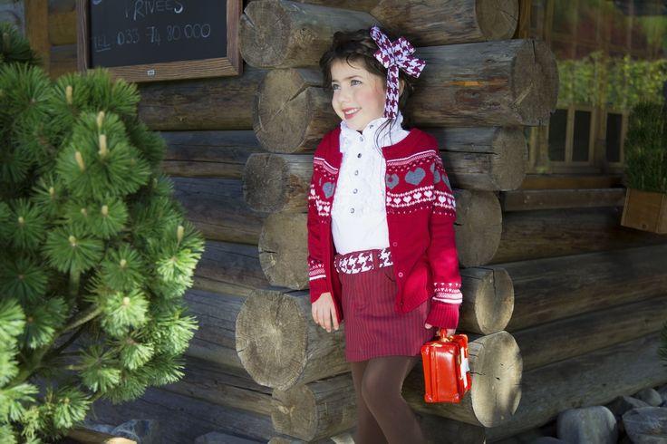 Isabella Dulcey ganadora de la categoría niña de ModeloEPK 2013-14. ¡Tú también puedes ser #ModeloEPK!, Ya están abiertas las inscripciones.