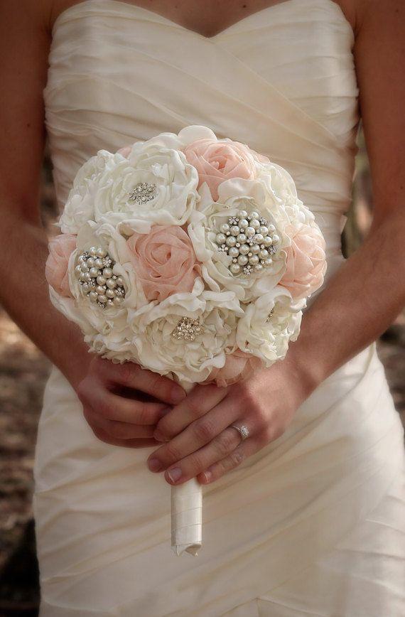 Bouquet de mariage Bouquet de mariée par SimplyTimelessEvents