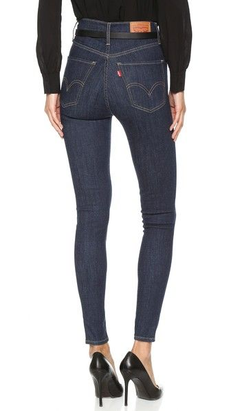 *PURCHASE AT THE BAY *Levi's Mile High Super Skinny Jeans