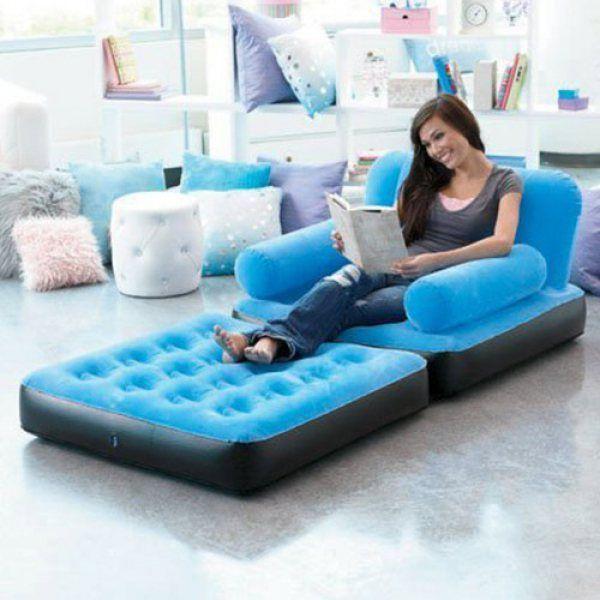 Ausziehbarer Aufblasbarer Sessel