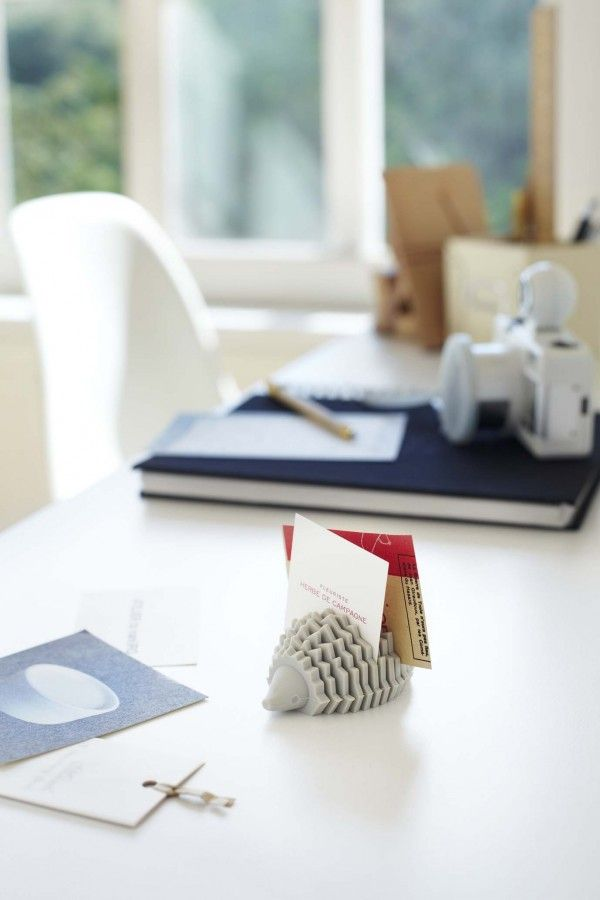 319 best creative business card holders images on pinterest best price yamazaki home silicone animal card holder grayhedgehog outlined in japan great use for update business card and reheart Gallery