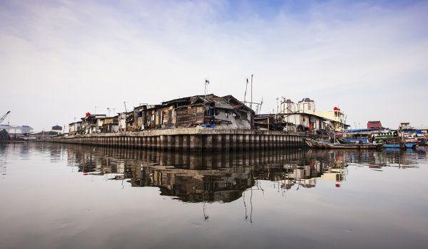 """Side of Sunda Kelapa"" Michael Theodric—Youth Photographer of the Year (2014)"