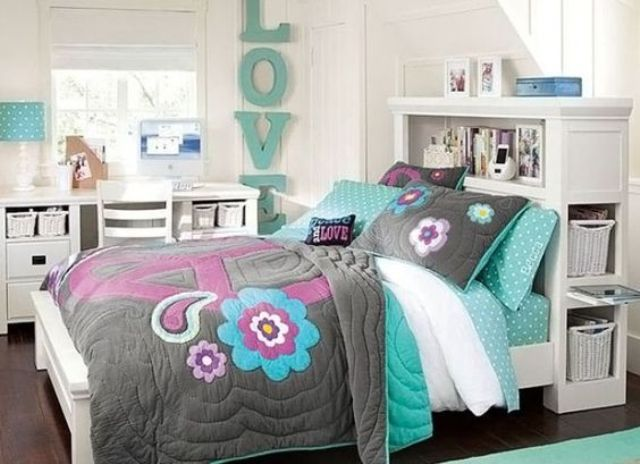 114 best images about Teen Girls Room Decorating Ideas on