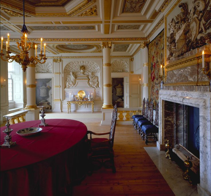 Architectuur Den Haag Inside The Palace Het Loo , Holland | Opulent Interior In