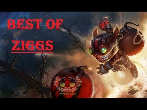 Best of ziggs Full HD https://www.youtube.com/watch?v=2No-99AJUYo&t=5s #games #LeagueOfLegends #esports #lol #riot #Worlds #gaming