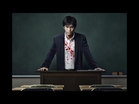 理想の教師?・・・いよいよ全てが明らかになる!=映画『悪の教典』予告編  http://www.timein.jp/item/content/movie/980197284