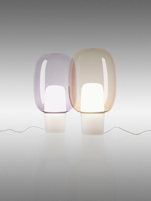 table lamp. floor lamp. muffin. Olsson skog. #product design #industrial design #lighting - Yoko by Foscarini