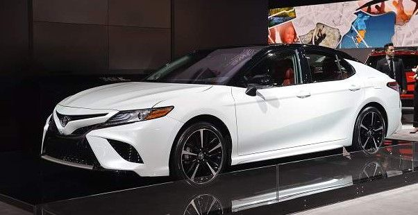 The 2019 Toyota Camry Crossbreed Is All New And Showcases A Brand New Exterior Design An Upgraded Infomercial System Toyota Camry Camry Toyota