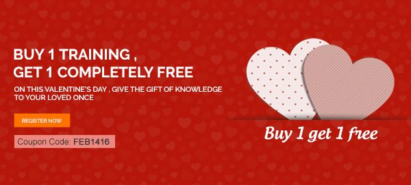This Valentine's day offer Buy 1 Training , Get 1 Completely FREE - http://www.attuneww.com/training