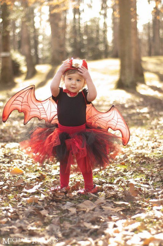 Little Devil Girls Tutu Costume for Pageants, Parties, Halloween, Photography Prop 18-24 mos/2T on Etsy, $80.00