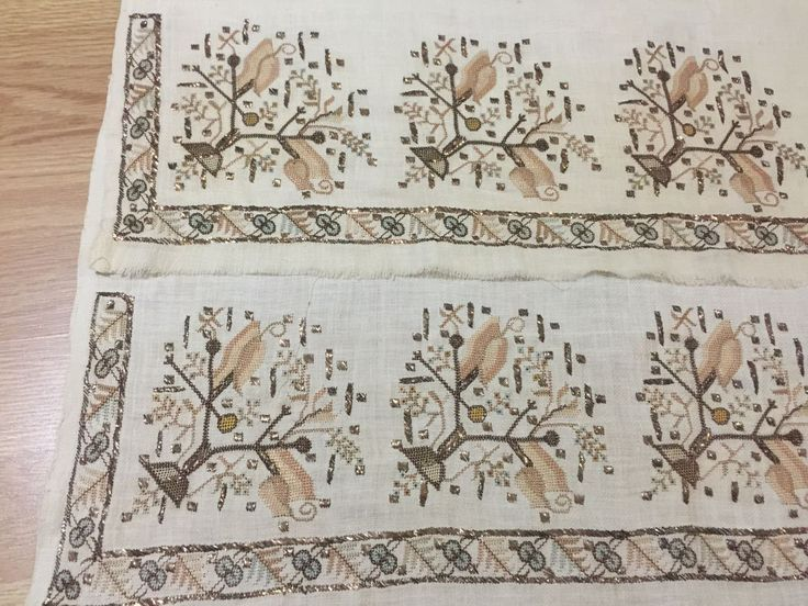 ottoman embroidery towel  large 3
