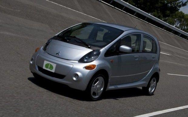 #IMIEV #Mitsubishi #MitsubishiMotors #electrico