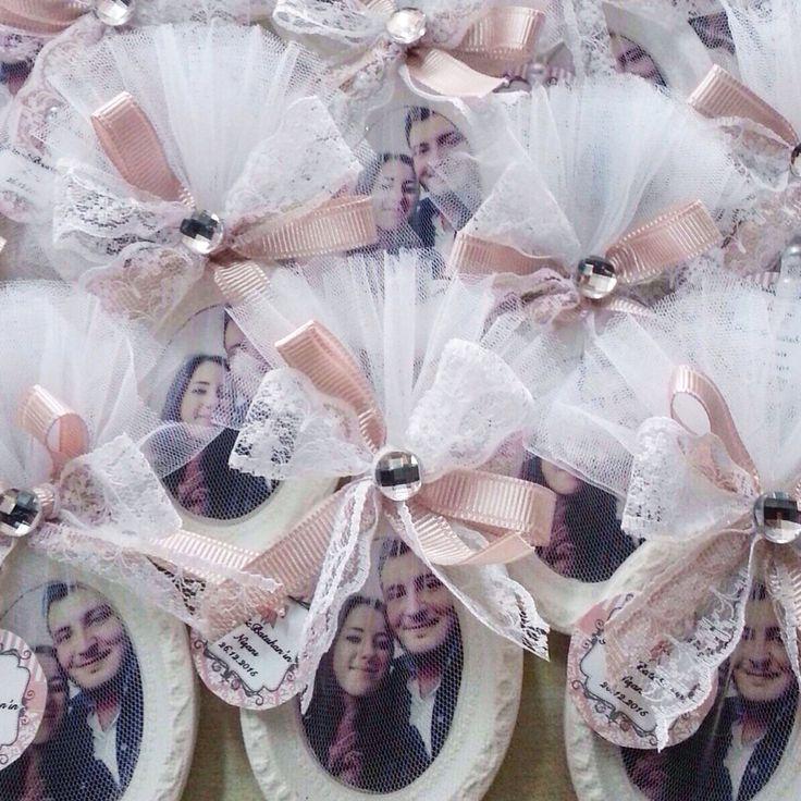#nişan #şeker #nikah #foto #çift #düğün #hediyelik #evlilik