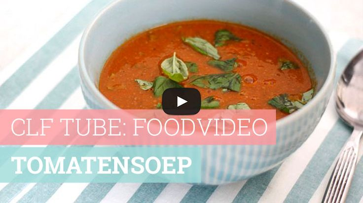 Foodvideo: Tomatensoep