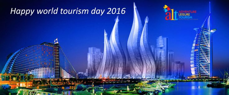 A Person without Travel is like a Bird without Wings. Travel & Discover the beauty of World. Celebrate this WORLD TOURISM DAY with ALTDUBAI