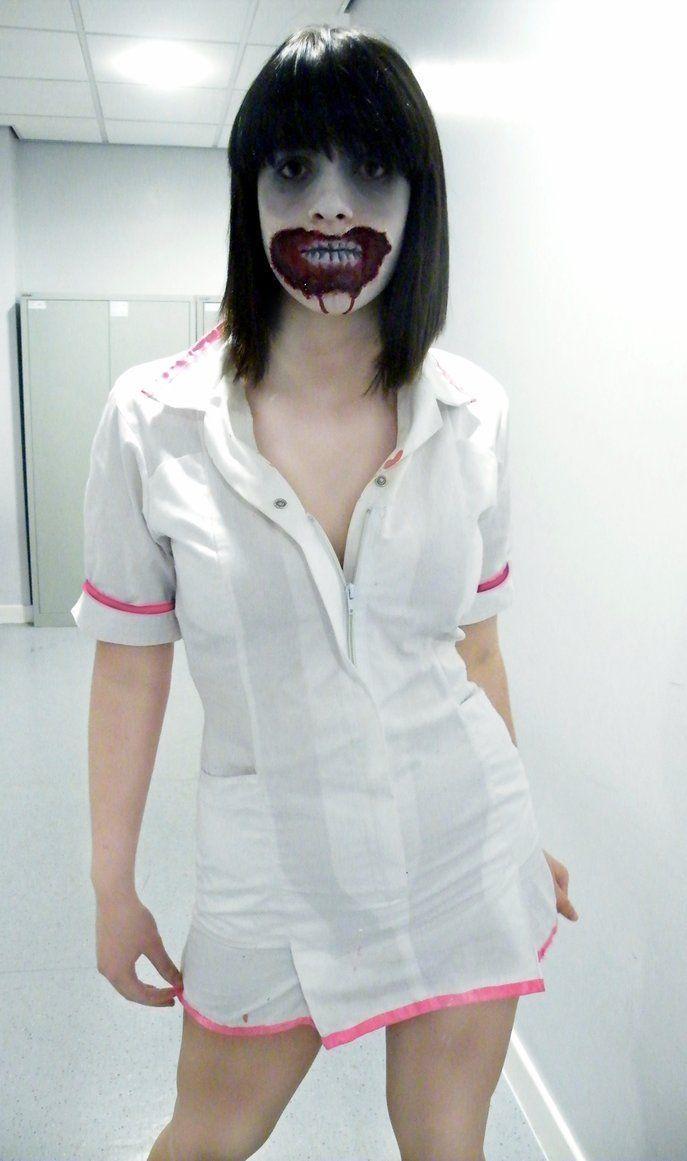 nurse costume halloween uk