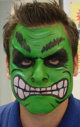 """Résultat de recherche d'images pour """"maquillage hulk"""""""