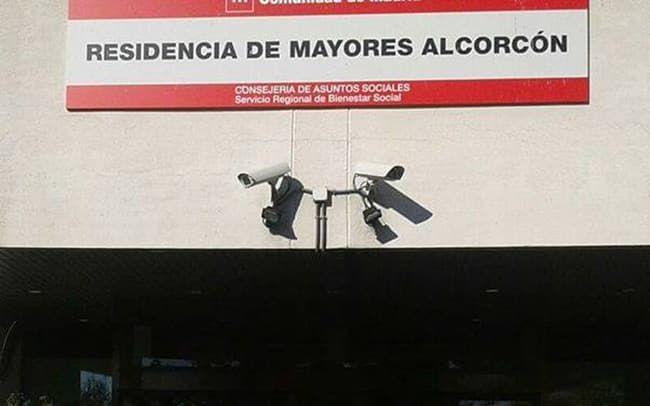 ALCORCÓN/ Ganar pide soluciones a los problemas de los mayores de la residencia de la Comunidad de Madrid