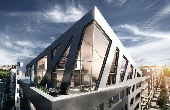 Resultado de imagen para edificios rem koolhas