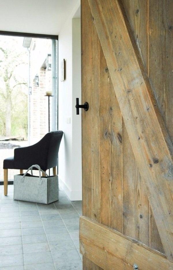deur gemaakt van oud hout - Google zoeken