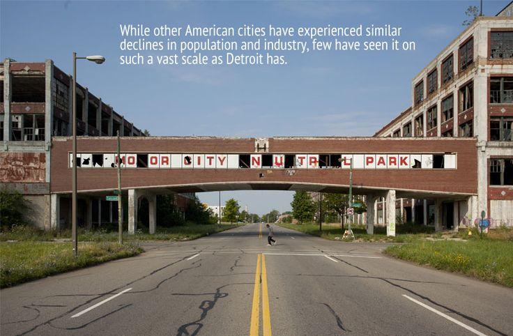 Motor City Industrial Park Abandoned Detroit Mi Abandon And Deserted Pinterest Detroit