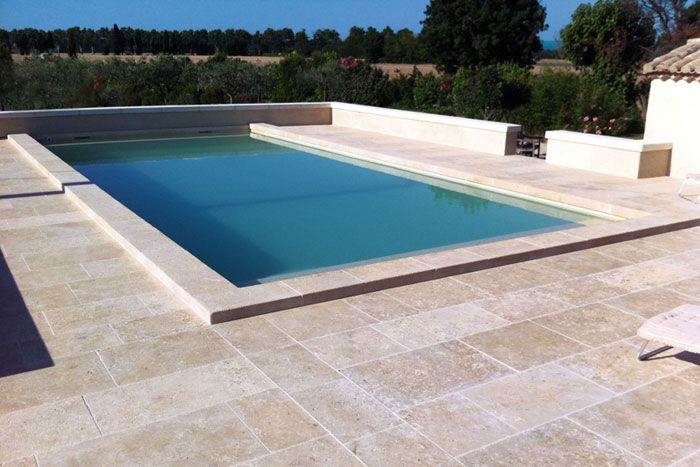 25 best ideas about margelle de piscine on pinterest - Pierre de bourgogne terrasse ...