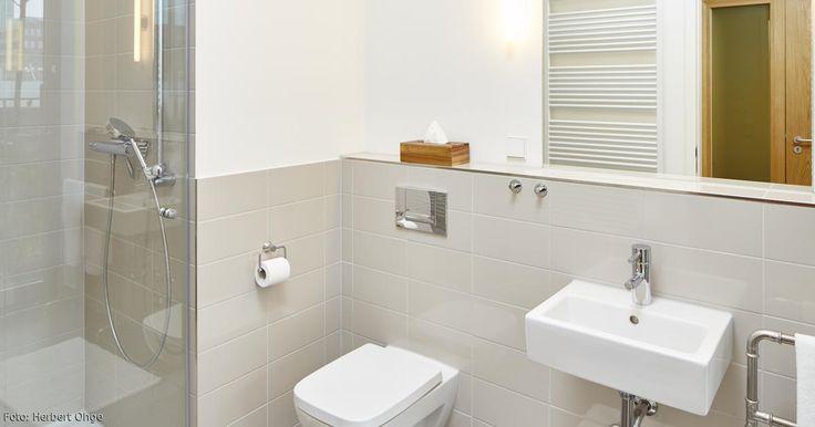 Vom Waschtisch bis zum Seifenspender – tolle Badmöbel und Inspirationen für Dein Gästebad findest Du hier bei roomido!