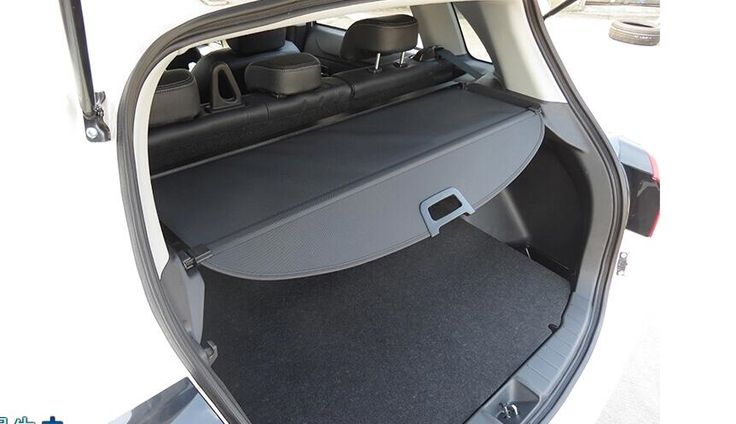 66.00$  Know more  - For Mitsubishi OUTLANDER 2007.2008.2009.2010 Rear Trunk Security Shield Cargo Cover trunk shade security cover